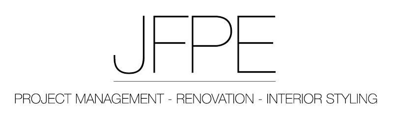 JFPE | Project Management - Renovation - Interior Styling
